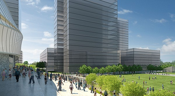 St. Paul keeps TIF in play for stadium-area projects
